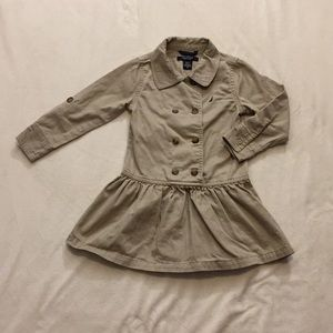 Nautica Cargo button down dress